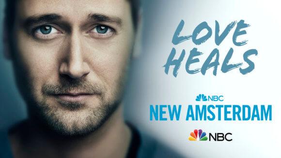 New Amsterdam Season 4 Love Heals Poster