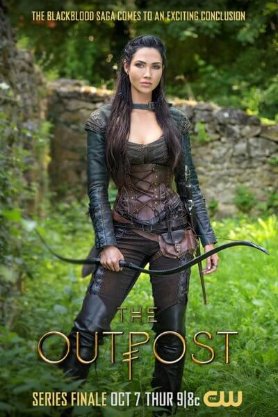 The Outpost Season 4 Poster