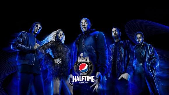 Super Bowl Halftime 2022 Lineup