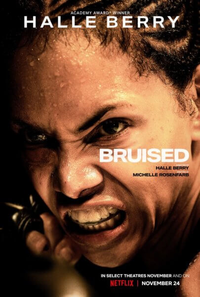 Bruised Poster