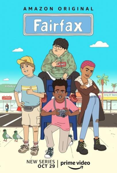 Fairfax Poster
