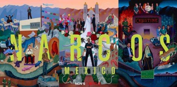 Narcos Mexico Season 3 Poster