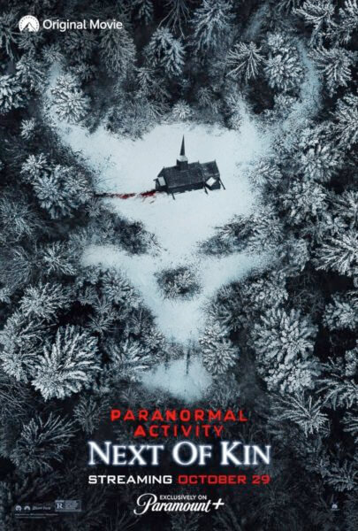 Paranormal Activity Next of Kin Poster