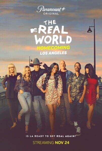 The Real World Homecoming: Los Angeles Poster